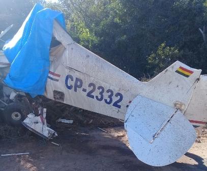 Cae-una-aeronave-y-fallece-joven-piloto