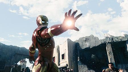 Roban-el-traje-original-de-Iron-Man,-utilizado-en-la-primer-pelicula-