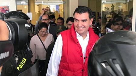 José Maria Leyes se presentó este medio día a la ... - photo#13