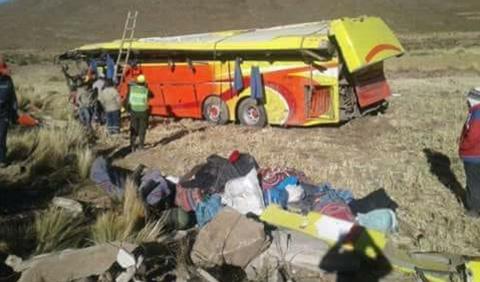 Accidente-de-transito-en-la-ruta-Oruro---Potosi-deja-siete-muertos