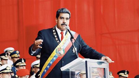 Maduro-denuncia-que-se-desmantelo-un-complot-militar-que-pretendia-derrocarlo