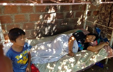 Fallece-Daisi,-madre-de-3-ninos-que-lucho-contra-el-cancer-uterino