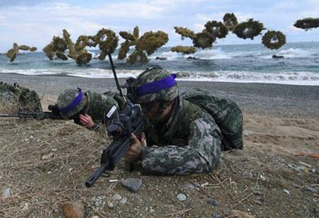 Trump-instruye-finalizar-las-maniobras-de-sus-tropas-en-Corea