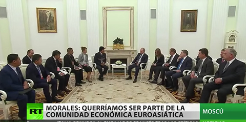 Putin:--Gazprom-podria-duplicar-la-extraccion-de-gas-en-Bolivia-