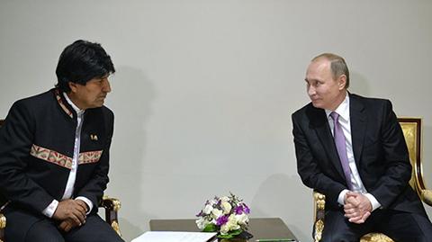 Morales-pide-a-Putin-ser-parte-de-la-Comunidad-Economica-Euroasiatica