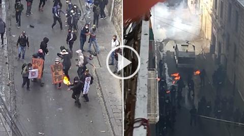 Nueva-jornada-violenta:-estudiantes-de-la-UPEA-y-la-policia-vuelven-a-enfrentarse-