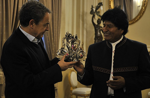 Expresidente-espanol-aboga-por--dialogo-util--entre-Bolivia-y-Chile-para-resolver-diferendo-maritimo