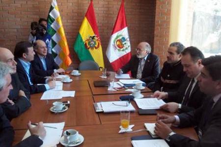 Tren-bioceanico:-Bolivia-y-Peru-fijan-reunion-el-5-de-julio-para-analizar-pasos-de-frontera