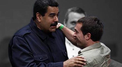 Aseguran-que-exjefe-de-gabinete-de-la-ministra-Lopez-es-el-contacto-entre-Maduro-y-el-candidato-mexicano