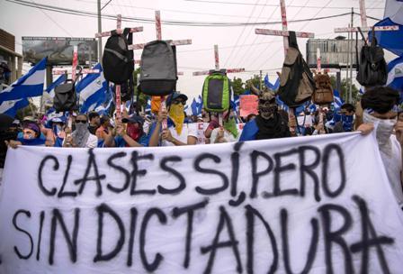 Violencia-imparable-en-Nicaragua