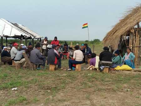 Pobladores-de-la-Comunidad-Motacu-resultan-heridos-luego-de-un-violento-avasallamiento