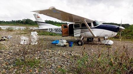 Bolivia-secuestro-38-narcoavionetas-desde-2017-