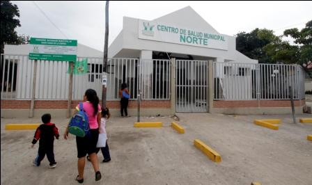 Centro-de-salud-Norte-funcionara-como--oficina-administrativa