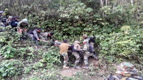 -La-Paz:-Enfrentamiento-deja-muerto,-heridos-y-desaparecidos-en-La-Asunta