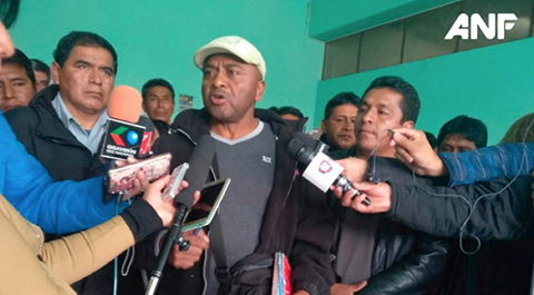 Cocaleros-rechazan-existencia-de-armas-y-lamentan-que-se-acuse-a-Gutierrez-con-dichos