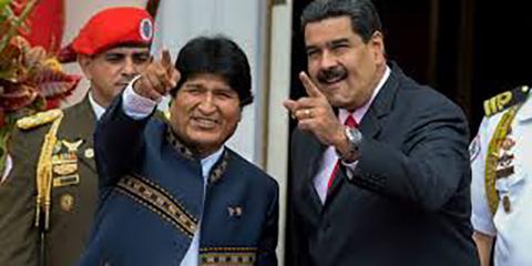 Evo-afirma-que-el-imperio-intento-matar-a-Maduro