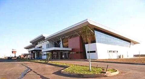 Evo-inaugura-aeropuerto-en-San-Ignacio-de-Velasco