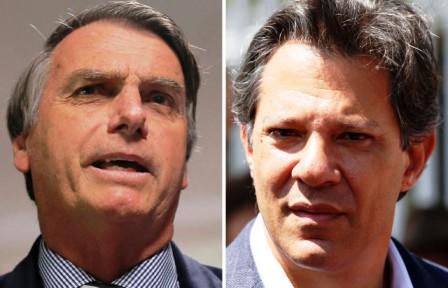 Bolsonaro-y-Haddad-lideran-la-disputa-por-la-presidencia