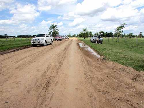 JICA-dona-$us-39-millones-para-pavimentar-el-tramo-Okinawa---Parque-Industrial