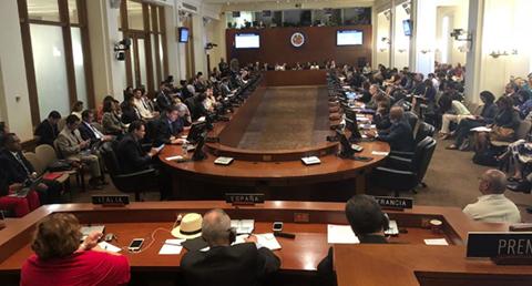 OEA-desconoce-legitimidad-de-presidencia-de-Nicolas-Maduro