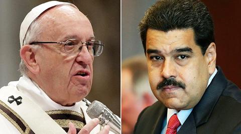 Diplomatico-vaticano-en-la-asuncion-de-Maduro