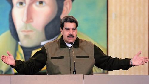 """-Maduro-tilda-de-""""show""""-y-""""burla""""-la-aparicion-de-Guaijo"""