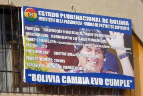 """El-Gobierno-destinara-2.139-millones-de-bolivianos-para-el-programa-""""Bolivia-cambia,-Evo-cumple"""""""