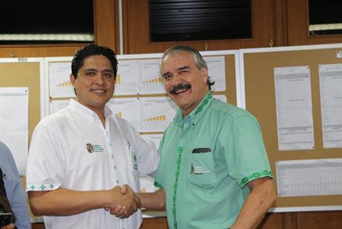 Posesionan-a-Marcelo-Rios-como-el-nuevo-director-del-SEDES