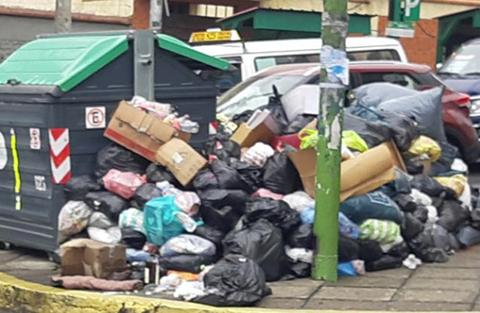 Despliegan-1.000-militares-para-el-recojo-de-basura-en-La-Paz