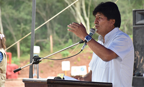 Bolivia-saluda-a-Mexico-por-rechazar--golpismo-diplomatico--encabezado-por-EEUU-con-el-Grupo-de-Lima