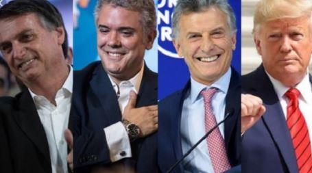 Brasil,-Colombia,-Argentina-y-EEUU-sugieren-un-balotaje-en-Bolivia