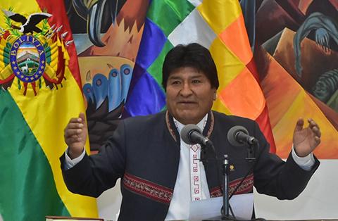 Evo-Morales-se-proclama-ganador-en-elecciones-presidenciales