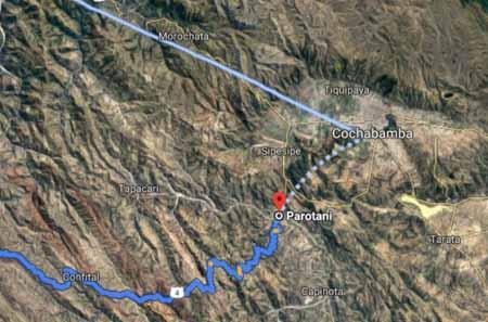 Cochabamba-cercada-por-varios-puntos-de-bloqueos-en-las-carreteras