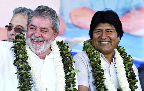 Lula-sobre-Evo:-Mi-amigo-cometio-un-error-al-buscar-un-cuarto-mandato