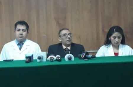 Doctor-Marcos-Ortiz-es-dado-de-alta,-afectado-por-Arenavirus