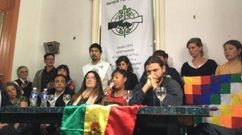 Gobierno-advierte-a-delegacion-argentina-que-no-permitira-sedicion