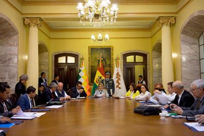 Primera-reunion-del-Gabinete-Ministerial:-Destaca-Pacificacion-del-pais