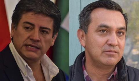 Ánez-cambia-a-Justiniano;-Nunez-asume-como-ministro-de-la-Presidencia