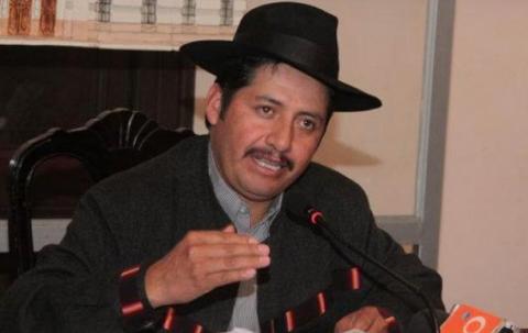 Envian-a-prision-al-gobernador-de-Chuquisaca,-Esteban-Urquizu