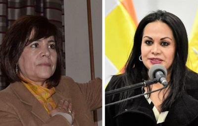 Davila-responde-a-Lizarraga-y-la-acusa-de-ser-alumna-de-Sanchez-Berzain