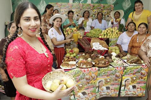 Cochabambinos-invitan-a-la-octava-Feria-del-Durazno