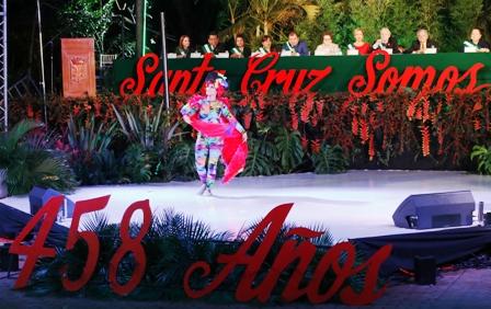 Festejos-engalanan-aniversario-de-la-fundacion-de-Santa-Cruz-de-la-Sierra