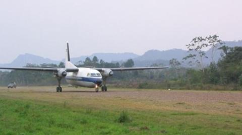 Inician-este-martes-los-vuelos-solidarios-a-Rurrenabaque-a-precio-de-pasaje-por-tierra