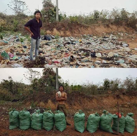 Basura-Challenge,-un-reto-viral-para-limpiar-la-basura-del-planeta
