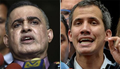 Fiscal-de-Venezuela-acusa-a-Guaido-de-promover-los-saqueos-tras-el-apagon