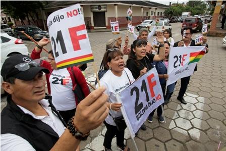 Activistas-piden-juicio-a-Evo-y-respeto-al-21F