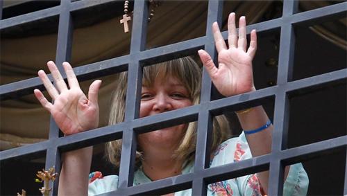 Maria-Afiuni,-la-jueza-que-Hugo-Chavez-ordeno-detener-por-TV,-fue-torturada-y-violada,-y-ahora-condenada-por--corrupcion-espiritual-
