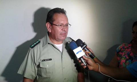 Opositores-exigen-la-suspension-del-jefe-policial-vinculado-presuntamente-al-narco