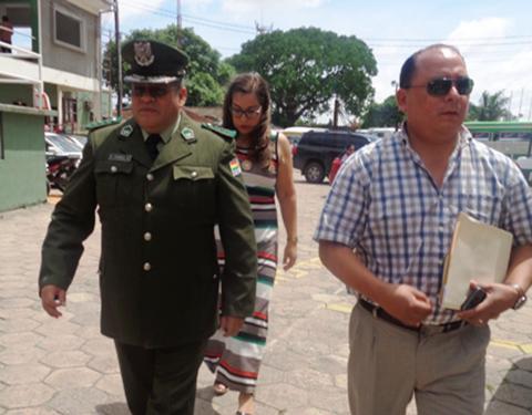 Coronel-David-Flores:--Me-dan-de-baja-por-defender-mi-fe-y-a-mi-institucion-