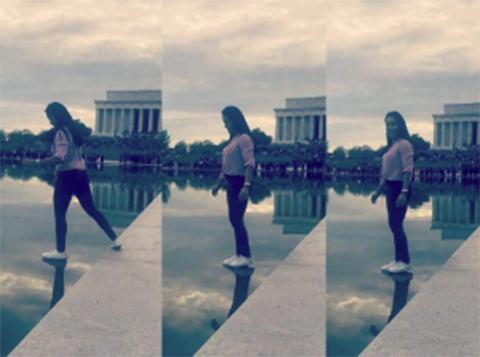 Fotos-muestran-a-la-hija-del-coronel-Medina-en-viajes-de-lujo